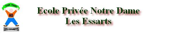 Ecole Privée Catholique Notre Dame Les Essarts